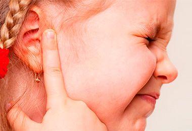 Enfermedades de oídos