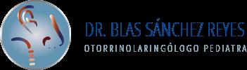 Dr. Blas Sánchez Reyes, Otorrinolaringólogo Pediatra